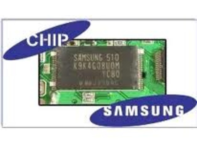memoria Flash de 512