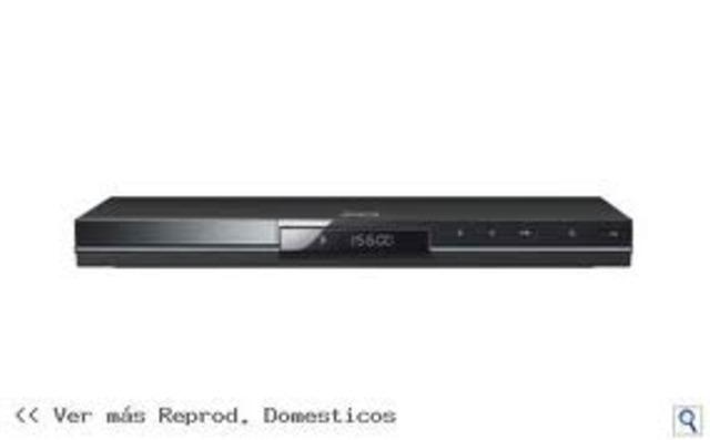 Reproductor de discos Blu-ray