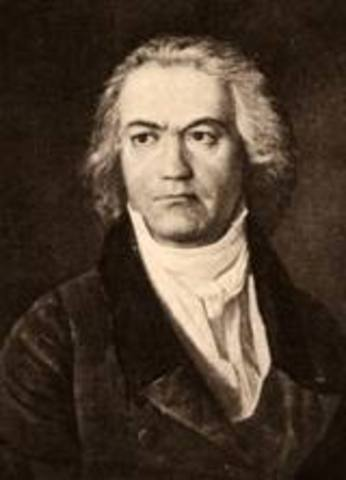 Beethoven's death