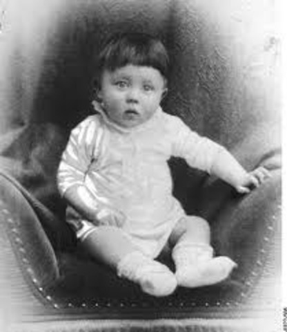 Hitler's birth