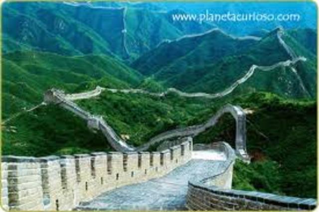 China ( MURALLA A)