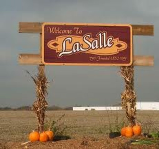 I moved to Lasalle.