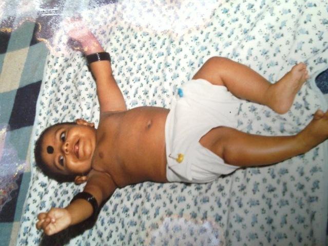 Jag föddes