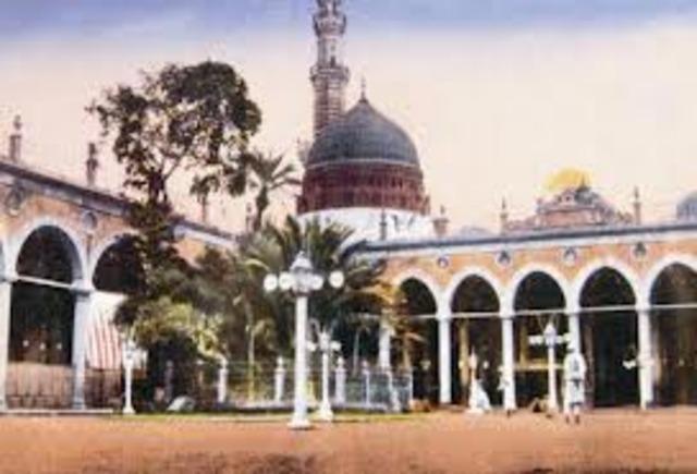 Prophets Migration (Hijrah)