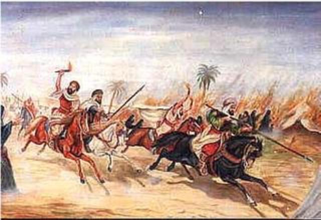 The Battle Of Khaybar