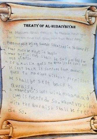 Hudaiybiyah Treaty