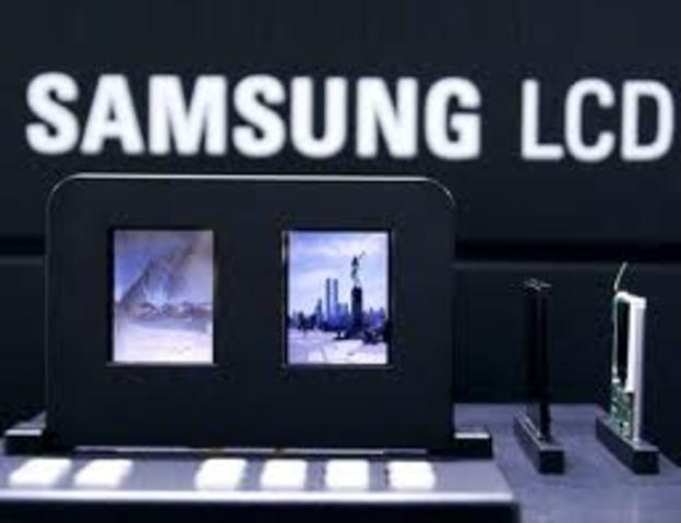 La primera pantalla LCD de doble cara