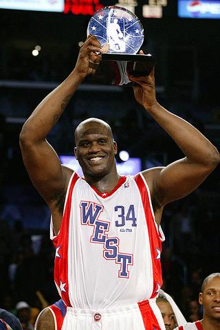 All Star Game MVP