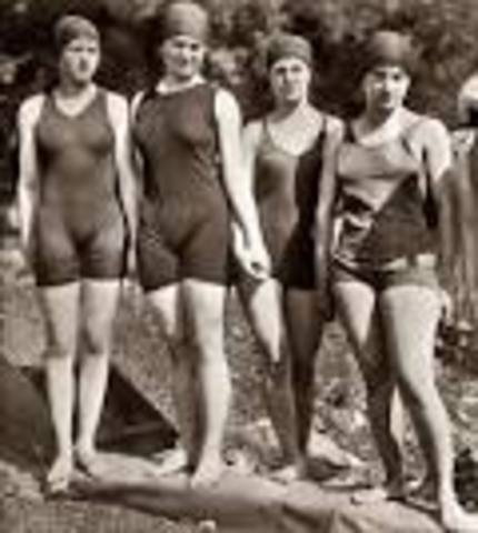 1920 swimwear