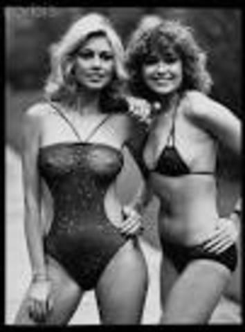 1980 swimwear