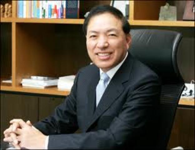 Nuevo vicepresidente y director ejecutivo