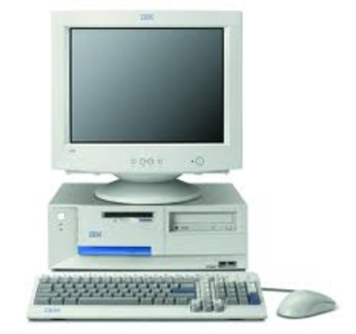 DEC introduce su primera computadora