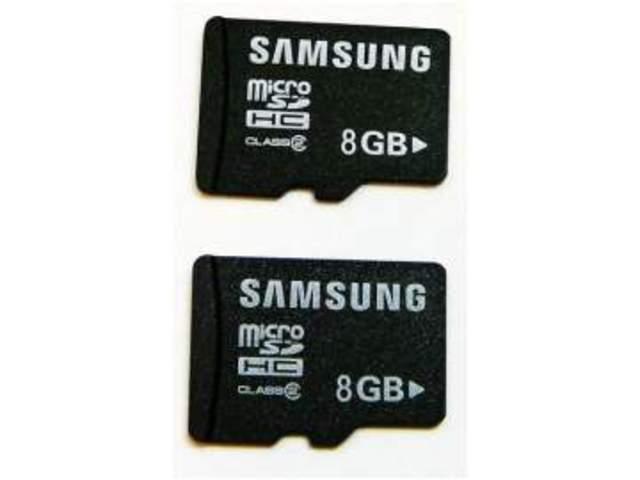 SAMSUNG PRESENTA MEMORIA FLASH DE 8 GB