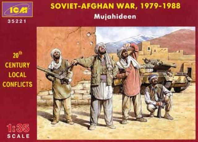 Afghan-Soviet War ( December 1979 to February 1989 )