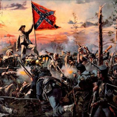 Battles of the Civil War - Sammantha Henderson timeline