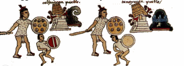 Cortes arrives in Tenochtitlán
