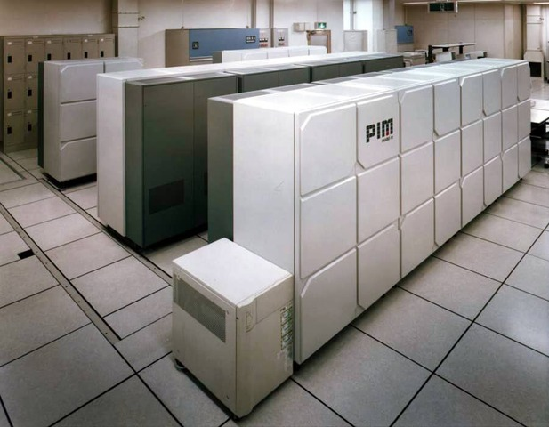 PARALLEL INFERENCE MACHINE (PIM)