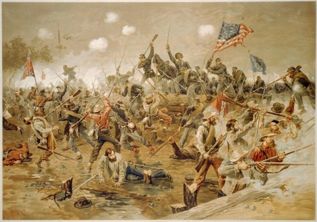 Battleof Spotsylvania