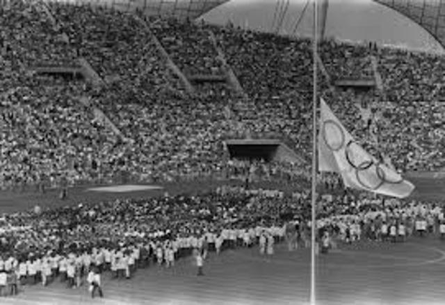 juegos olimpicos de munich
