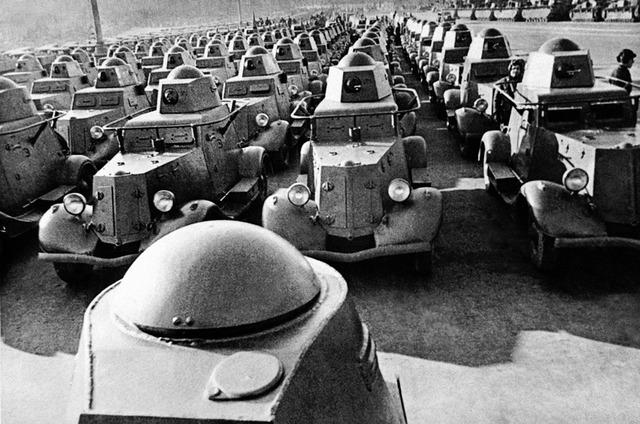 Planning of Operation Barbarossa