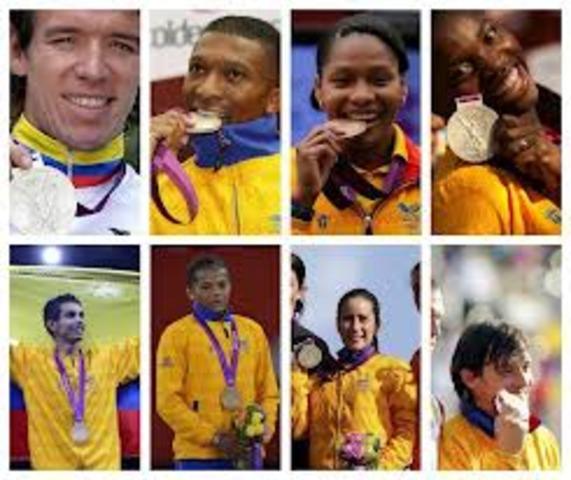 Mejor participacion de Colombia