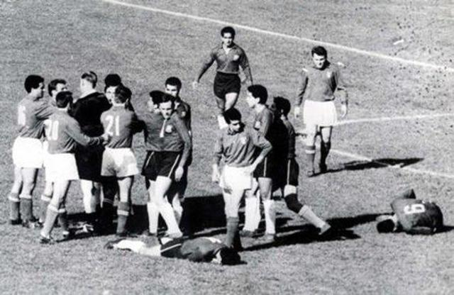 primera participacion en mundial de futbol