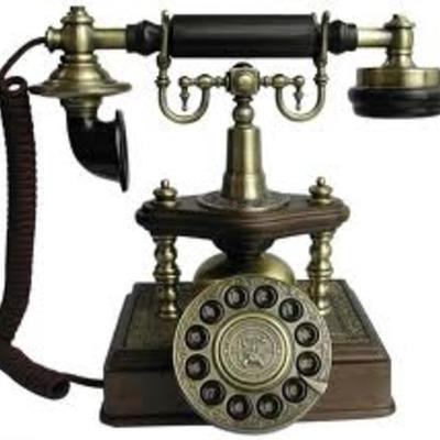 history of telephone timeline