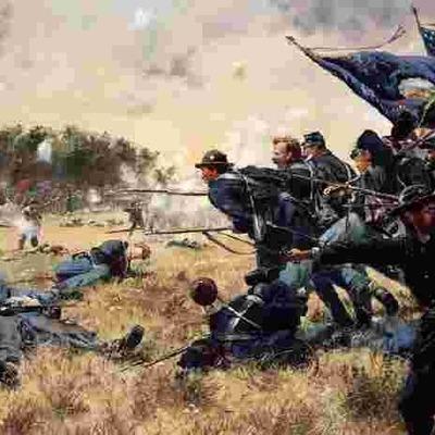 Tanzina's Civil War timeline