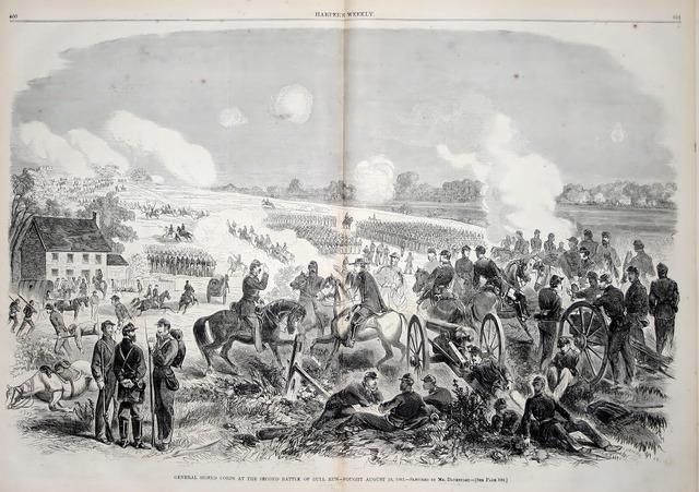 battle of bull run 2