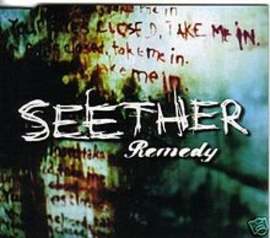 Seether Get Their First Number 1 Single