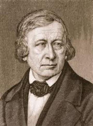 Author Wilhelm Carl Grimm's Birthday