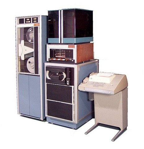 La primera Mini Computadora