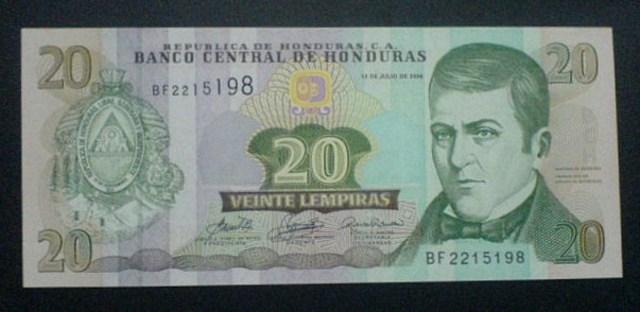 Declaración de independencia de Honduras