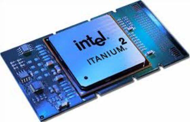 intel Itanium II