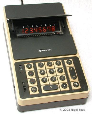 Se introduce la Calculadora de Bolsillo