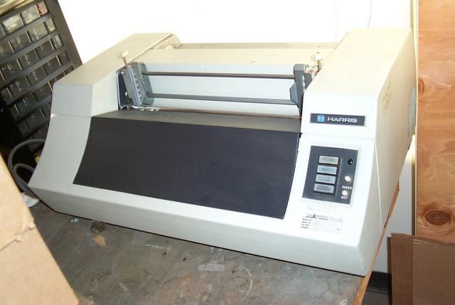 Aparece la primera Impresora Dot Matrix