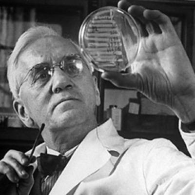 Fleming & Penicillin timeline