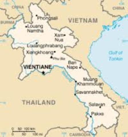 Laotion Civil War9 Nov 1953