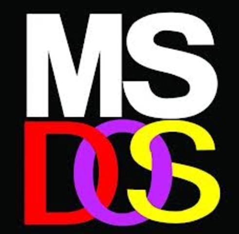 IBM introduce la IBM PC con MS-DOS como sistema operativo