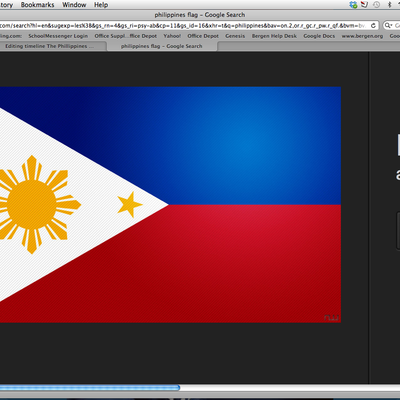 The Phillippines timeline