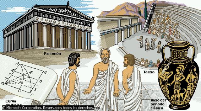 (400 A.C -200 A.C.) Algunos autores acerca de la gnoseología