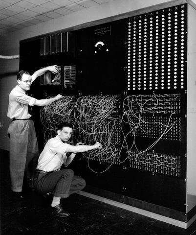 CREADORES DE LA PRIMERA COMPUTADORA