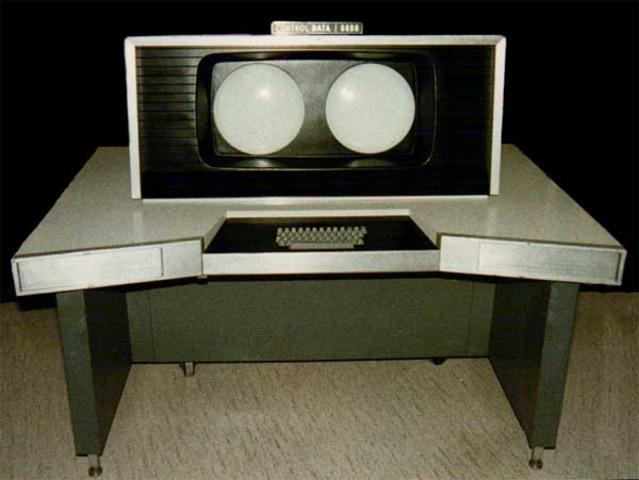 CDC 6600