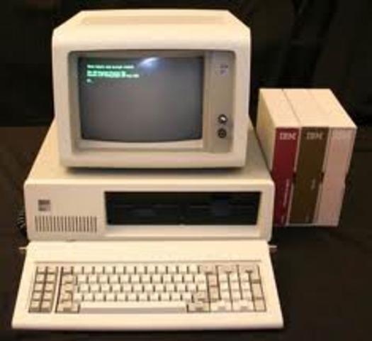 ORDENADOR PERSONAL PC DE IBM