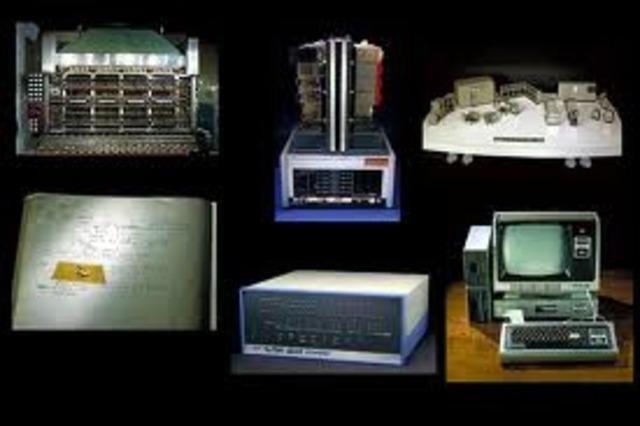 Aparecen los programas procesadores de palabras