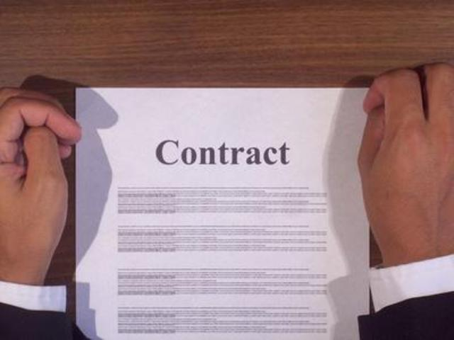 Contract Labor Law