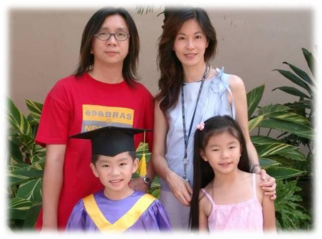 Graduated the kindergarten