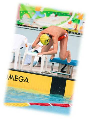 Join the swimming Team ( Secondary School )