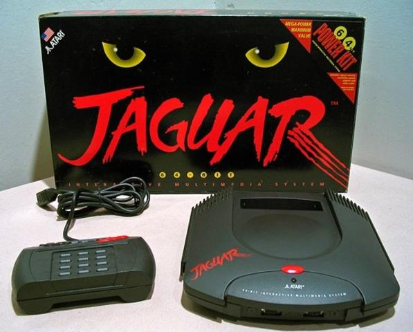 El Atari Jaguar