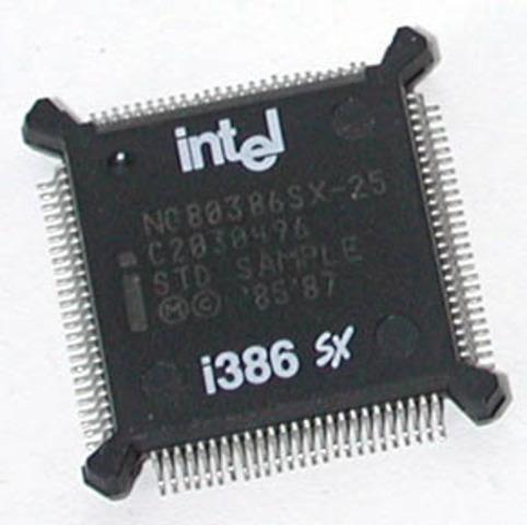 El 80386SX